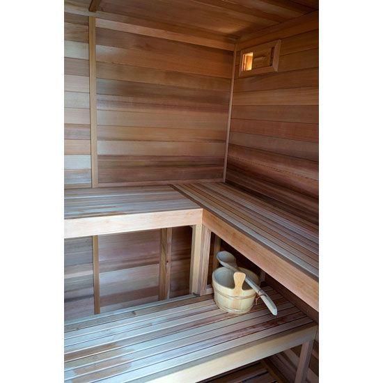 25 Best Ideas About Outdoor Sauna Kits On Pinterest