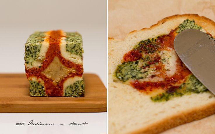 Butter Terrine — Lisa Mishima