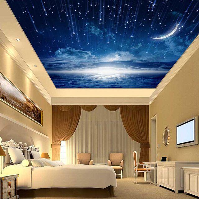 Beautiful ceiling design!
