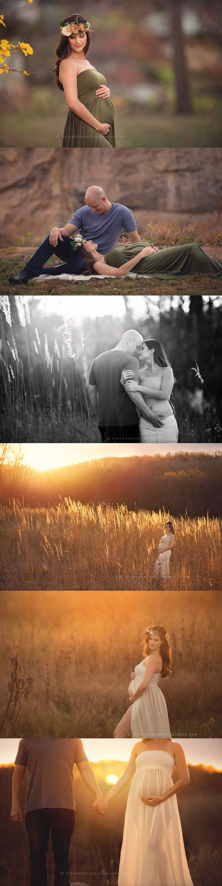 maternity portraits | His & Hers Photography, Des Moines, Iowa | Photographer Darcy Milder #desmoines #iowa #pregnancy #maternity #photographer