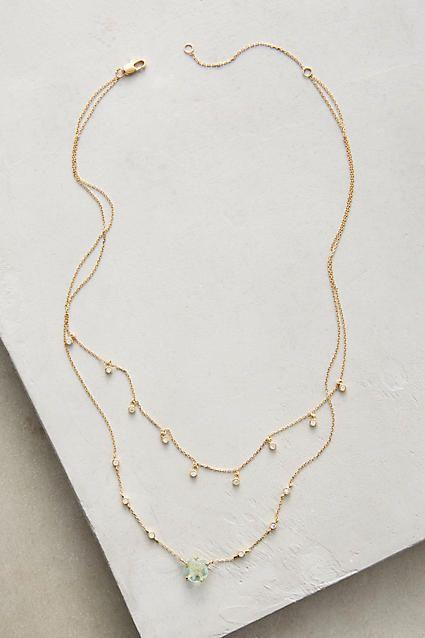 Shennin Layer Necklace