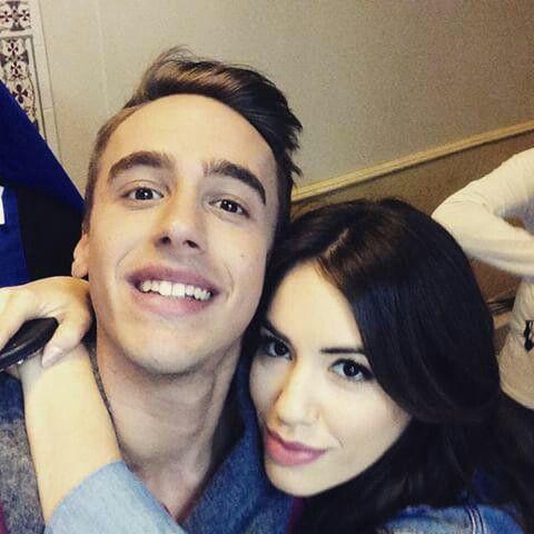 """Lali y Stefano actuaron juntos desde muy pequeños en """"Rincon de Luz"""", """"Floricienta"""", """"Casi Angeles"""" y ahora """"Esperanza Mia"""""""
