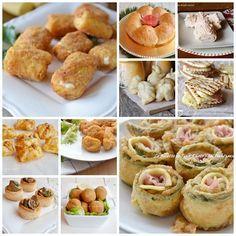 Pranzo di Natale antipasti sfiziosi una raccolta di ricette semplici e veloci per un bel buffet natalizio