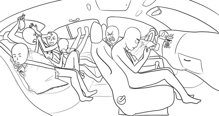 Art Challenge Archive! (humnyn:  DRAW THE SQUAD  roadtrip edition.    If...)