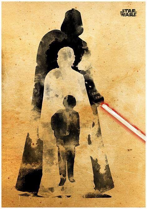Anikan Skywalker l Darth Vader
