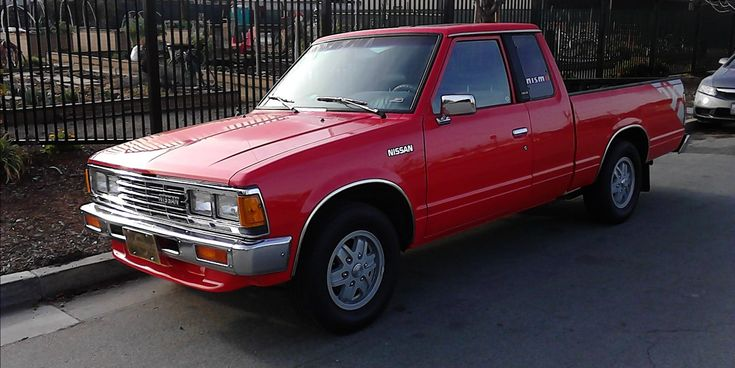 Check out customized juliansst's 1985 Nissan 720-Pick-Up  photos, parts, specs, modification, for sale information and follow juliansst in   for any latest updates on 1985 Nissan 720-Pick-Up at CarDomain.