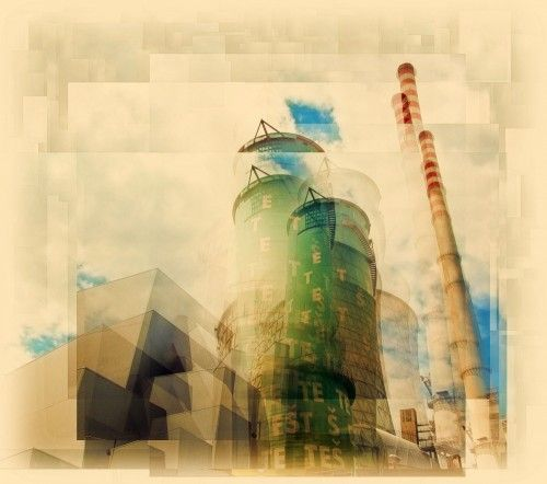 power plant by brut carniollus