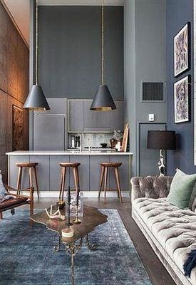 25 beste idee n over klein appartement op pinterest appartement decoreren appartement - Entree appartement ontwerp ...