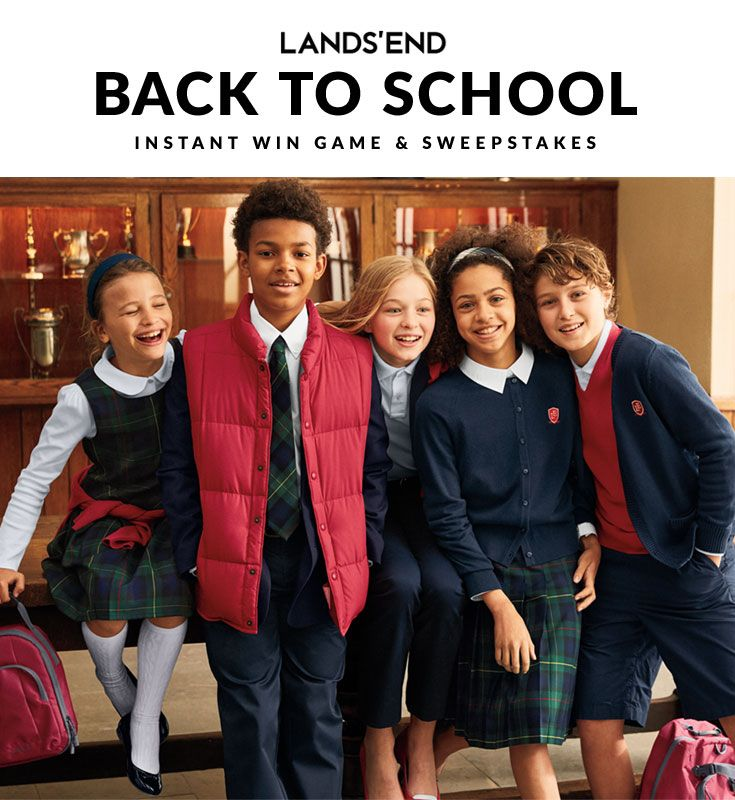 I just played the @LandsEnd Back To School Sweeps! Play for a chance to win some super-cool prizes. http://shr2me.com/share.aspx?promotionId=5133&shareGuid=2124f2a6-0965-472a-af9e-13eecec53798