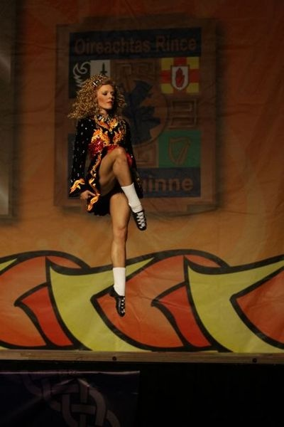 Claire Greaney - World Championships 2013