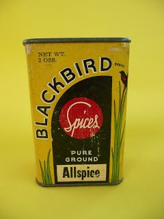 """Spice tins are flying out of my shop """"Kitsch n Stuff"""" (Collinsville Antique s Com pany of New Hartford, CT) . I used to be able to pick up ..."""
