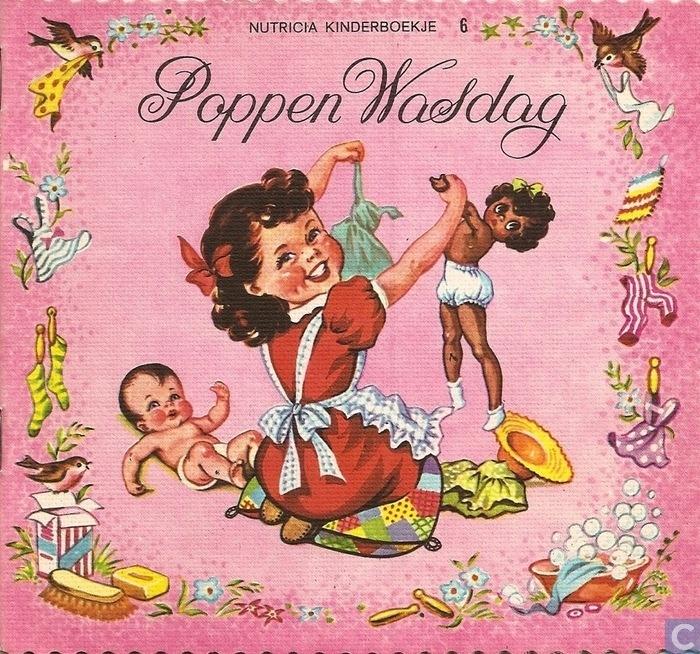 Perrin, Yvonne - Poppen Wasdag - boeken - Catawiki