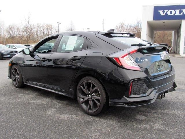 2018 Honda Civic Hatchback Sport Honda Civic Hatchback Civic Hatchback Luxury Cars