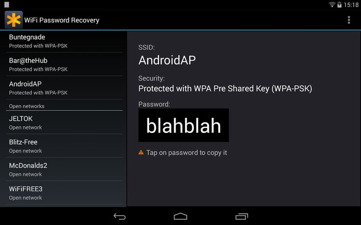 Wifi Password Recovery Android Apk Download From Here ...