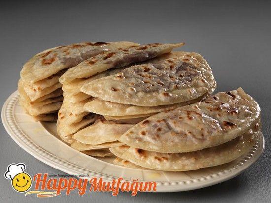 Günün Tarifi: Yağda Kızartılmayan Çiğbörek > http://www.happycenter.com.tr/yemek-tarifleri/cigborek-tarifi-eskisehir-mutfagi/