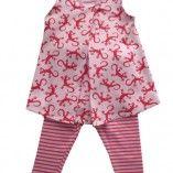 WIEBKEs leggings pattern, sizes 56-104 (3 mo.-4/5 yrs.)