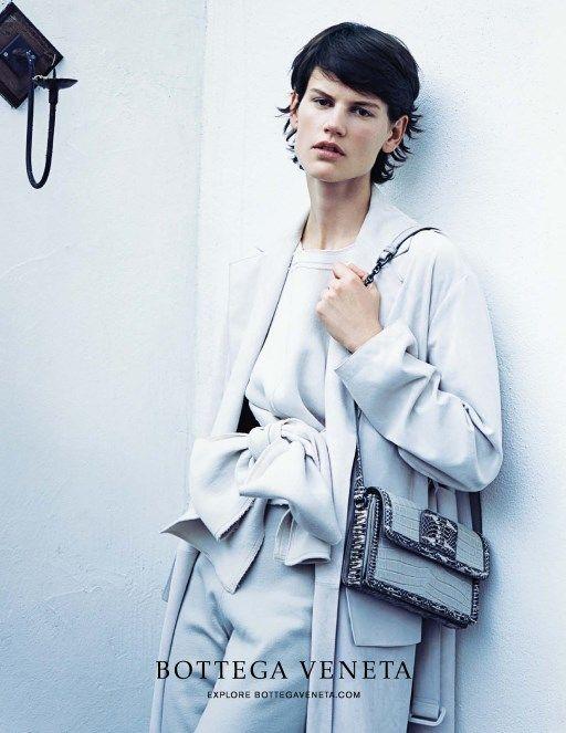 Saskia de Brauw for Bottega Veneta S/S 2015   The Fashionography