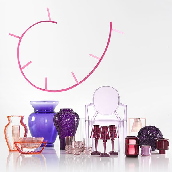 Kartell Scent of Xmas 2015 - Ombreuse Collection