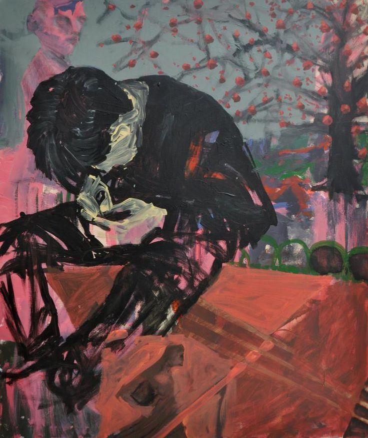 'The Baptist' by Christopher Vazansky #celesteprize2014 http://www.celesteprize.com/artwork/ido:294239/