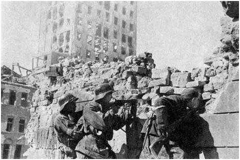 Warsaw Uprising Photos (3)