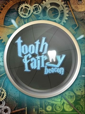 Tooth Fairy Ideas: The Tooth Fairy Beacon app lets your child tell the tooth fairy that a tooth is ready for pickup. Brilliant!