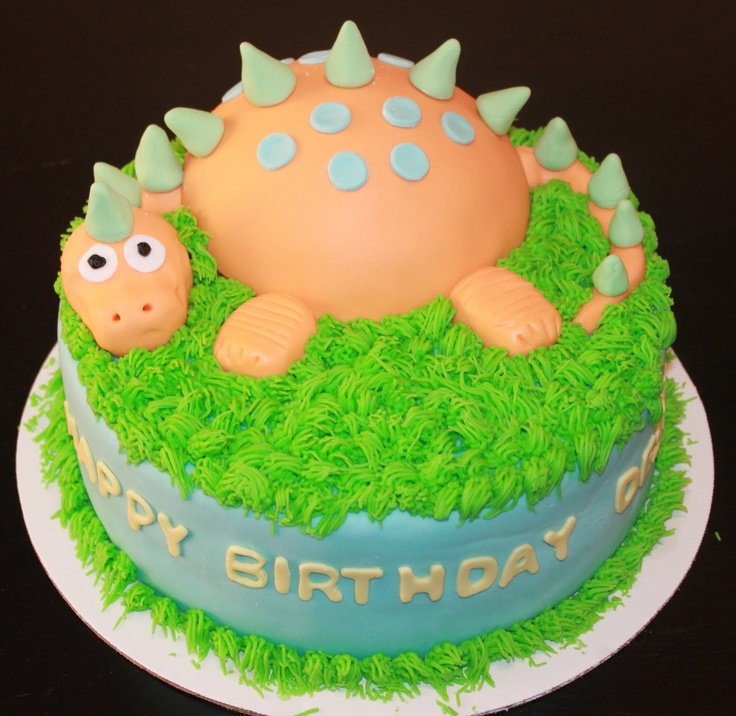 1000+ Images About Dinosaur Cakes On Pinterest