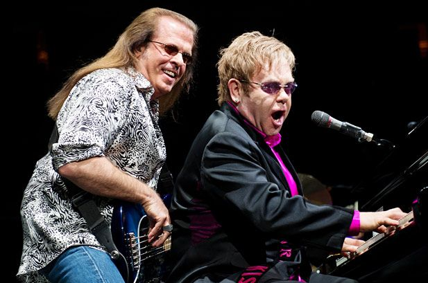 Bob Birch of Elton John's Band Dead in Apparent Suicide