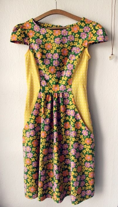 Groovybaby .... and mama: 50er dresses  simplicity 2591 dress