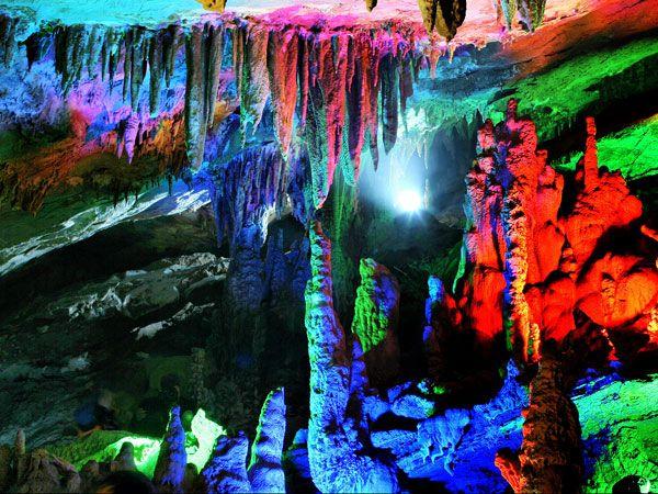 Grotte stupende della cina