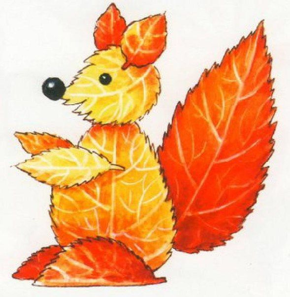 Shares Collect the leaves of all shapes around you, they are the gifts from God. Check out these super cute animals you can make with them – pictured above. I am always amazed at the endless craft ideas from nature, you can get inspired on how to do it from here. Shares