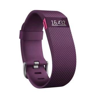 ราคาถูก  Fitbit Charge HR - Large (Plum)  ราคาเพียง  3,900 บาท  เท่านั้น คุณสมบัติ มีดังนี้ วัดอัตราการเต้นของหัวใจอย่างต่อเนื่อง นับก้าว,ขึ้นบันไดเพื่อประมวลการเผาผลาญแคลอรี่ แจ้งเตือนสายเรียกเข้าเชื่อมต่อโทรศัพท์แบบ Bluetooth 4.0 ตั้งเป้าหมายในการออกกำลังกายและทำให้สำเร็จ แบตเตอรี่นานถึง 5 วัน