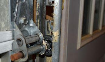 Best 25 Garage Door Track Ideas On Pinterest A Barn