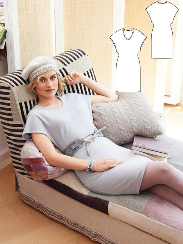 215 besten Kleider Nähideen Bilder auf Pinterest   Kleider ...