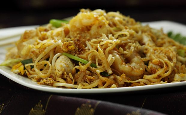 Seafood Pad Thai from Thai Place