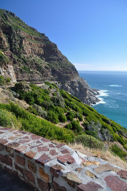 Chapman's Peak Drive - Hout Bay, South Africa