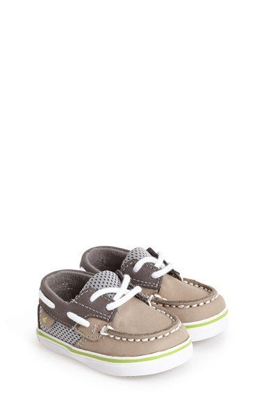 Sperry Kids Sperry Top-Sider:registered: Kids 'Bluefish' Crib Shoe (Baby) available at #Nordstrom