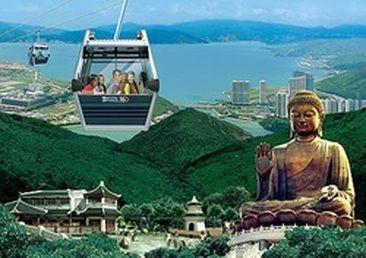 Ngong Ping 360 - Cable Car & Buddha