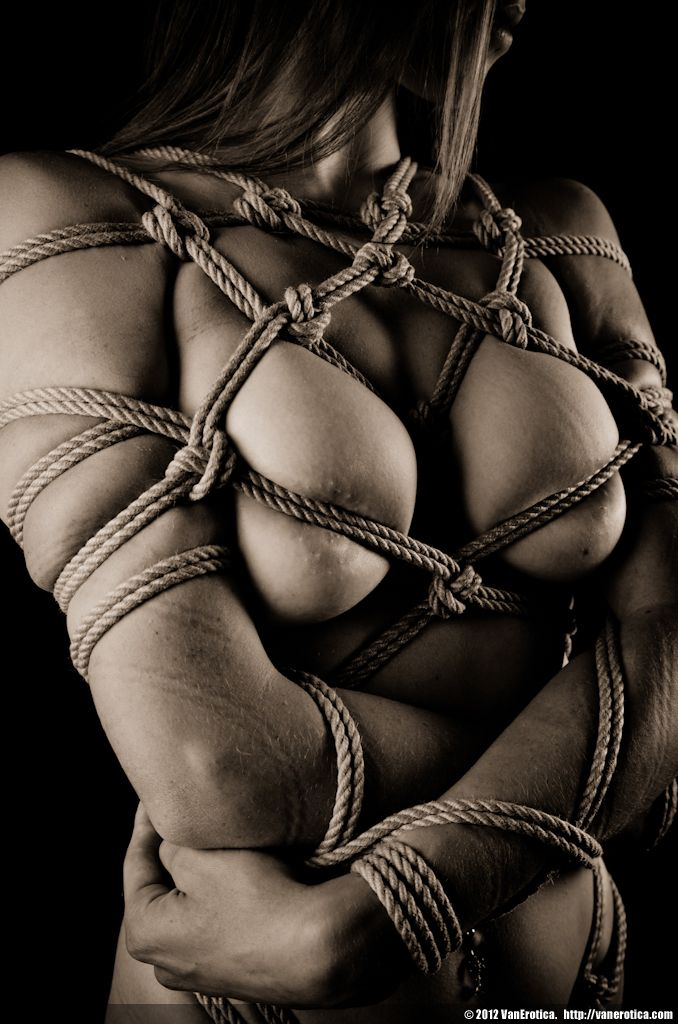 Rope rigging rings bdsm