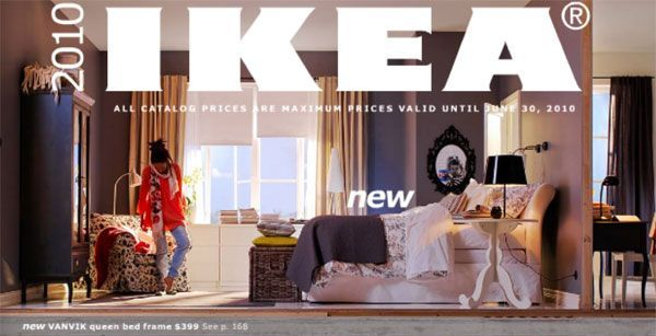 Ikea Catalogue 2010 is Now Online