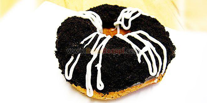 Resepi Oreo Chocolate Donut kali ini ala-ala 'Big Apple' versi 'Homemade' pasti anda tidak sabar untuk mencuba resepi donut yang menyelerakan ini