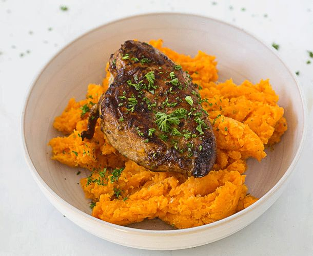 This chicken dish from Cook Smarts is delicious, and it all comes down to the sauce! Using pantry staples you probably have on-hand, you can transform that potentially un-inspiring chicken breast i...