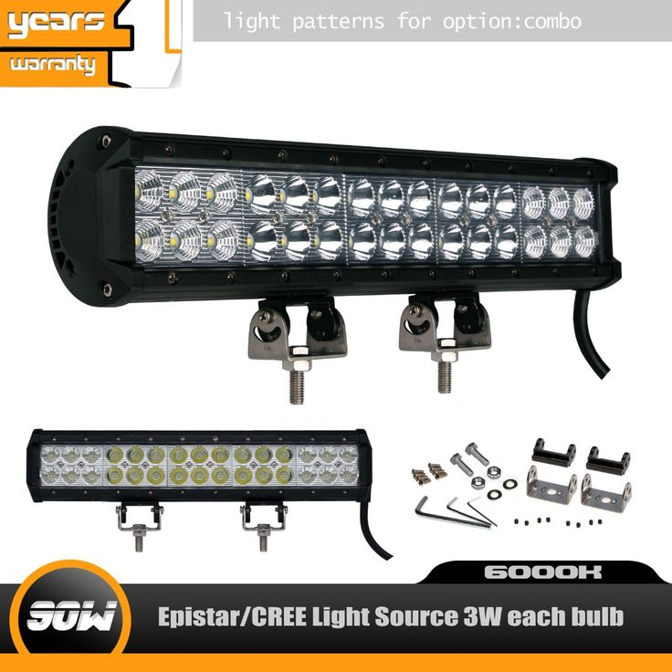 $23.30 (Buy here: https://alitems.com/g/1e8d114494ebda23ff8b16525dc3e8/?i=5&ulp=https%3A%2F%2Fwww.aliexpress.com%2Fitem%2F14inch-90W-LED-work-light-bar-for-Jeep-UTV-ATV-6000LM-black-combo-beam-driving-lamp%2F32286957552.html ) 14INCH 90W LED work light bar for Jeep,UTV,ATV 6000LM black combo beam driving lamp 6000K Slide stand for just $23.30