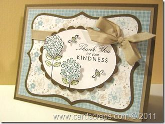 Card created by Lianne Carper using the Sweet Summer and Occasional Quotes stamp sets by Stampin' Up!