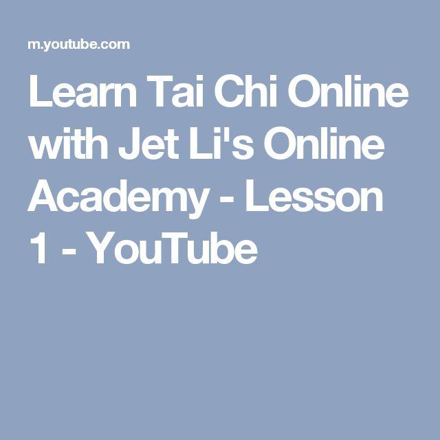 Die besten 25+ Learn tai chi Ideen auf Pinterest   Tai chi, Tai ...