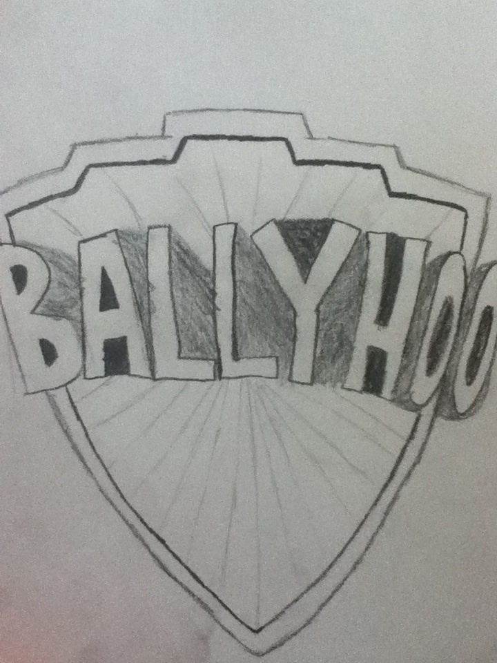 my ballyhoo cover