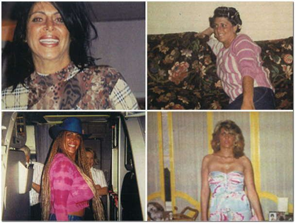 Pictures of Big Ang Mob Wives Before Plastic Surgery