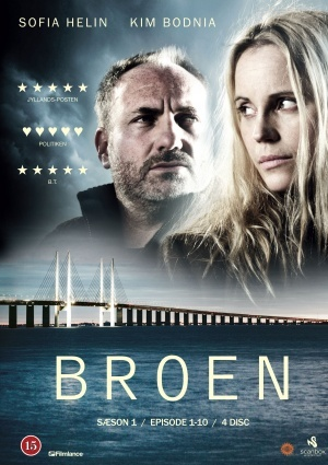 Bron | Broen (The Bridge) - Season 1 - Really liked this one.
