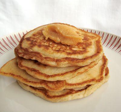 YUMMY Extra fluffige Pancakes ohne Ei