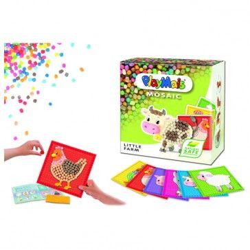 http://www.borgione.it/mini-playmais-mosaico-piccola-fattoria.html