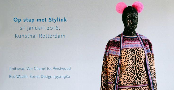 Stylink Tour: Breiwerk & Sovjet Design in de Kunsthal